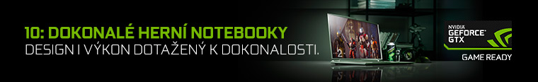 Notebooky s GTX 10