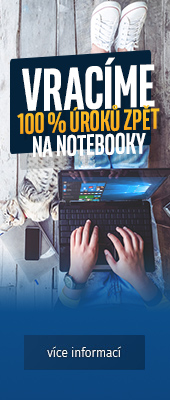 Notebooky s urokem zpet