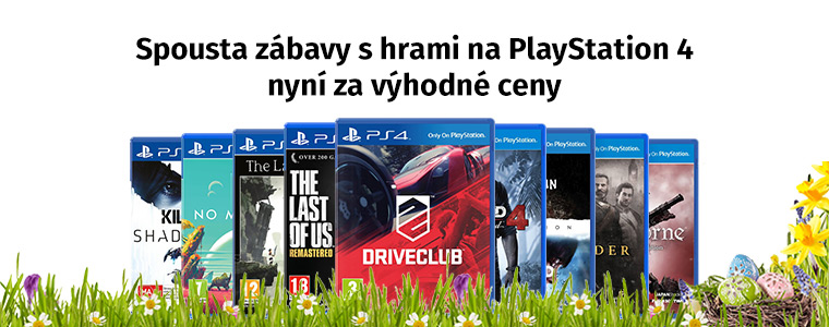 PS4 Hry