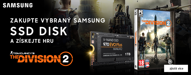 Samsung SSD Division 2